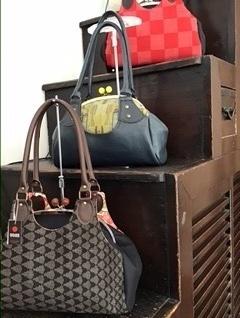 新作のバッグです(^^)